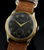 German military watch posted