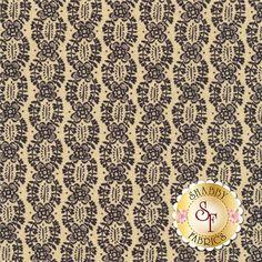 Sturbridge 6073-15 Cream by Kathy Schmitz for Moda Fabrics