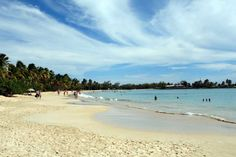 Plage des Salines - Martinique - French Caribbean Island