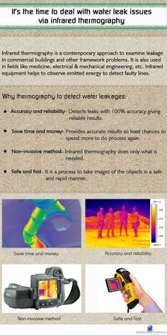 Infrared thermography is a versatile technology that is useful in fields like medicine, military, surveillance, electrical engineering, etc. If you want to add dimensions to your work profile and serve the best for your company, then gain expertise in this area from any prominent institute.