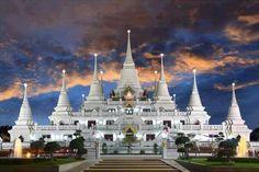 Wat Asokaram Thailand— 与 Gary Putney