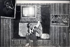 Mudd Club SoHo, 1978-82.