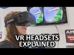 VR Headsets As Fast As Possible