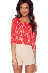 Unzig Me Top #Tip #TipOrSkip #TopTips #women #womens #style #fashion #top