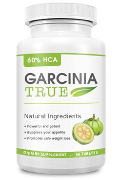 Taking garcinia cambogia alone