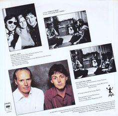 Related image Paul And Linda Mccartney, Tug Of War, Great Love, The Beatles, Polaroid Film, Album, Image, Wings, Canada