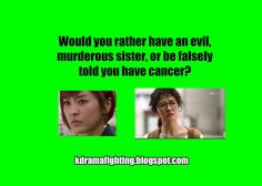 Evil sister or false cancer? Kdrama Would You Rather Game: NY Kpop Festival 2013 #kdramafighting #kdramahumor