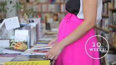 dressing the bump / 20 weeks + it's a...
