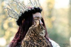 Oberon faerie king crown