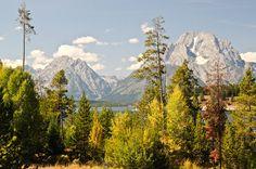 Tetons, Wyoming
