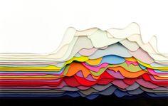 Maud Vantours- 3D Paper #INSPIRE