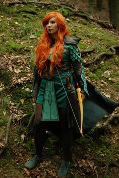 Elf Cosplay http://geekxgirls.com/article.php?ID=5680