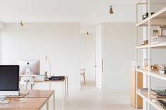 Hans Verstuyft Architecten: Penthouse Antwerp — Thisispaper — What we save, saves us.