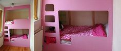 Children's Rooms: Built-in Beds and Bunks: Remodelista