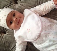 Kissy Kissy has fans all the way in Europe! #baby #babyclothes #pima