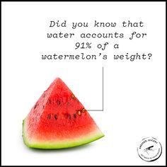#watermelon #water Stay hydrated!