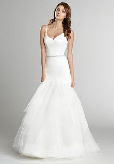 Alvina Valenta 9556 Wedding Dress photo