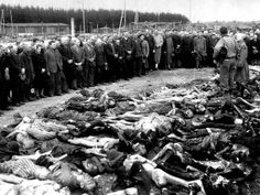 Odessa Massacre, Ukraine. Romanian soldiers also worked with the Einsatzkommandos, German killing squads, tasked with massacring Jews and Roma in conquered territories. Romanian troops were in large part responsible for the Odessa massacre, in which over 100,000 Jews were shot during the autumn of 1941.