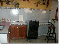 Cocina. Cuba, Kitchen Island, Outdoor Decor, Home Decor, Apartments, Cooking, Island Kitchen, Decoration Home, Room Decor