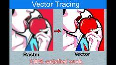 I will convert to vector, vector tracing, logo, image, vectorise, recreate, redraw . . #art #artwork #adobeillustrator #illustrator #vectorart #vector_id #vectorface #vektorart #vector #adobeillustrator Vector Converter, T Race, Portrait Cartoon, Vector Vector, Professional Services, Modern Logo, Illustrator, Logo Design, Artwork