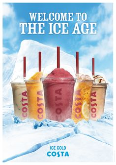 Costa Coffee - Point Of Sale These are just fab x
