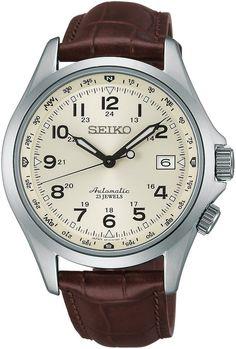 ****Amazon.com: SEIKO Mechanical 5 Sports Automatic Mens Watch SARG005: Watches