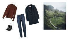 exhale doubt by averona on Polyvore featuring polyvore, fashion, style, MANGO, dVb Victoria Beckham and clothing