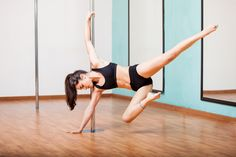 3x 45-Minute Pole Dancing Classes