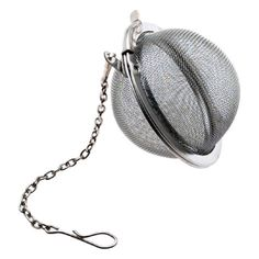 High Quality! 2017 Fashion Tea Bags Stainless Steel Mini Tea Ball Infuser Filter Loose Tea Leaves Strainer Hot