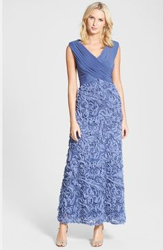 Patra A-Line Soutache Gown available at #Nordstrom