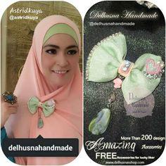 WOWW SYUTING IKLAN Astrid Kuya pakai Bros Jilbab Delhusna Handmade #bow 3pita #brospita #handmadebow #hijab #hijabaccessories #brosjilbab #brosunik #broscantik #astridkuya #handmade #acessories #brooches #fabricbrooch