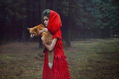 Fotos con un toque salvaje. O una de fotos de cuento · Photos with a wild side (quite fairytalish too)