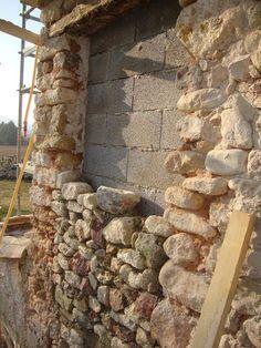 doublage en pierre
