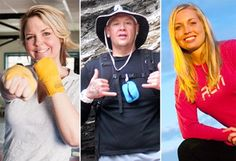The Most Inspiring Weight Loss Stories of 2011--healthy weight loss success stories (inspiration)