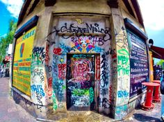 Doors Found by me on my Travels !! this is in Berlin !!