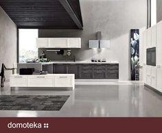 Elegancka kuchnia w minimalistycznym stylu - inspiracja od Galerii Wnętrz.
