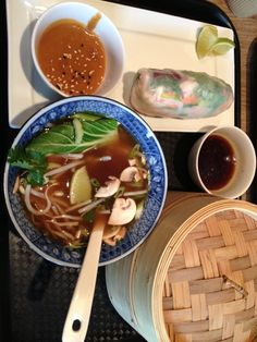 """See 66 photos from 562 visitors about good service, general tao poutine, and general tao. """"Excellent service, ordered the Thai basil tofu and it. Sesame, Thai Basil, Poutine, Tofu, Ramen, Ethnic Recipes, Old Montreal, Windows"""