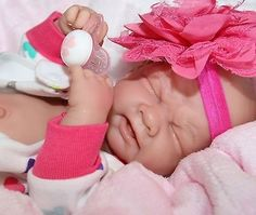 awesome SWEETHEART BABY GIRL! Berenguer Life Like Reborn Preemie Pacifier Doll +Extras - For Sale Check more at http://shipperscentral.com/wp/product/sweetheart-baby-girl-berenguer-life-like-reborn-preemie-pacifier-doll-extras-for-sale/