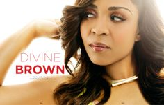 Divine Brown September Divine Brown was born. She is a Canadian Juno Award Winning R&B and Soul singer and theater performer. She is 39 today. Soul Singers, Soul Train, Soul Music, Blues, September 9, Brown, Theater, Cruise, Theatres