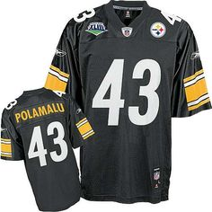 11 Best NFL Pittsburgh Steelers Jerseys images  809b46e23