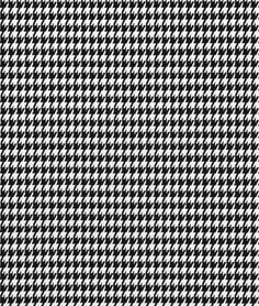 Shop Premier Prints Houndstooth Black Fabric at onlinefabricstore.net for $9.98/ Yard. Best Price & Service.