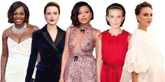 Looks from the 2017 SAG Awards