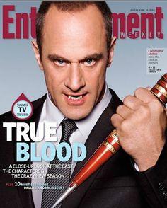 True Blood, Entertainment Weekly