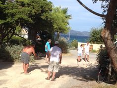 After the beach and before the aperitif with your neighbours enjoy to play Boules