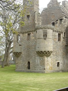 The Earls Palace, Kirkwall, Scotland