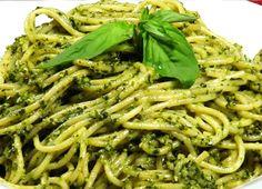 Espagueti poblano