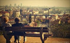 Little Quarter view bench near the Prague Castele. If you would like more info, send me PM.