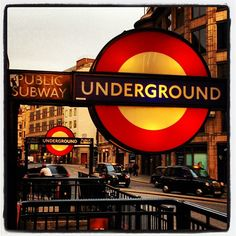 #Awesome #tube #signage at #sunset in the #city of #London #Bank #icons #blackcab #taxi #summer in #kookylondon #underground #metro #subway #retro #vintage #sign #classic #photoftheday #photography #instart #igers #England #uk #greatbritain get the Kooky London #iphone #App here  https://itunes.apple.com/gb/app/kooky-london/id625209296?mt=8