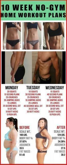 10 WEEK NO-GYM HOME WORKOUT PLANS#health #beauty #getrid #howto #exercises #workout #skincare #skintag #bellyfat #homeremdieds #herbal