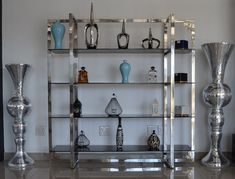 For a generous selection of beautiful décor to add a touch of luxury to your home, come to our Showroom at 1 Lees Street, Wynberg, Sandton. Chandelier Lighting, Showroom, Luxury Homes, Glamour, Shelves, Touch, Decorations, App, The Originals